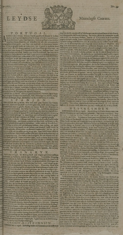 Leydse Courant 1725-04-23