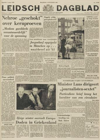 Leidsch Dagblad 1961-11-06