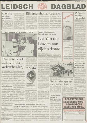 Leidsch Dagblad 1988-08-30