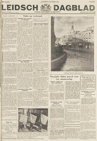 Leidsch Dagblad 1951-10-06