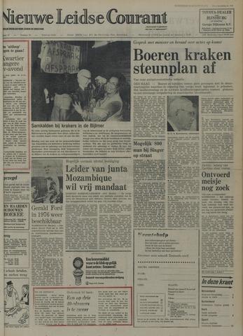 Nieuwe Leidsche Courant 1974-08-22