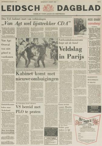 Leidsch Dagblad 1979-03-24