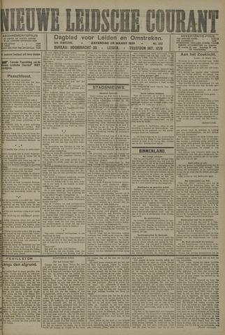Nieuwe Leidsche Courant 1921-03-26