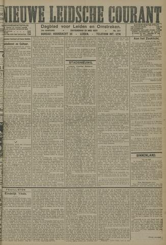 Nieuwe Leidsche Courant 1921-05-21