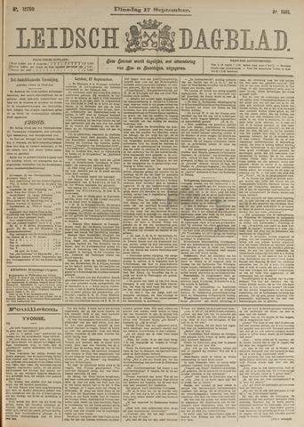 Leidsch Dagblad 1901-09-17