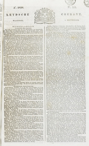 Leydse Courant 1838-09-17