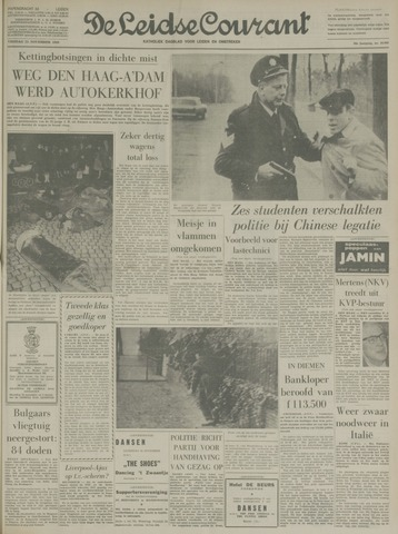 Leidse Courant 1966-11-25