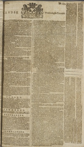 Leydse Courant 1772-09-16