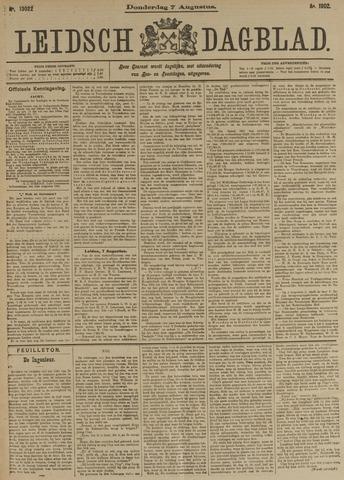 Leidsch Dagblad 1902-08-07