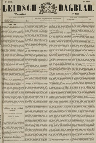 Leidsch Dagblad 1869-07-07