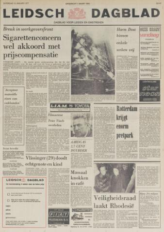 Leidsch Dagblad 1977-01-15