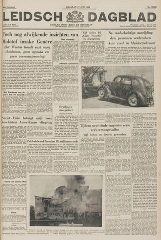 Leidsch Dagblad 1955-06-27