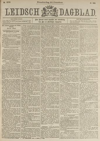 Leidsch Dagblad 1901-10-10