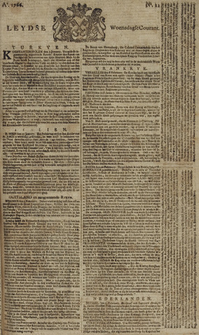 Leydse Courant 1766-02-19