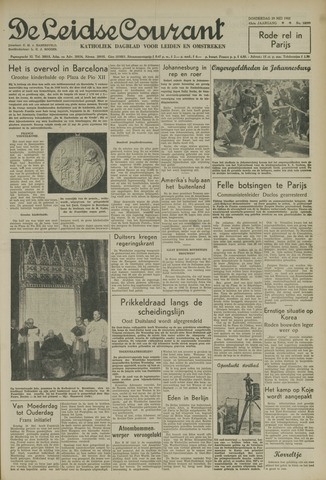 Leidse Courant 1952-05-29