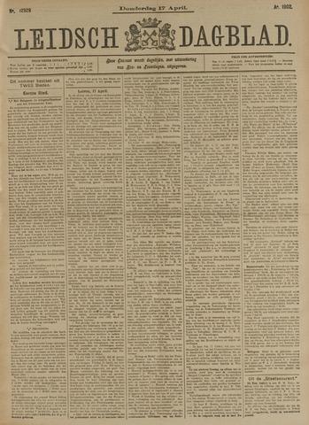 Leidsch Dagblad 1902-04-17