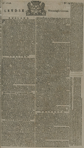 Leydse Courant 1749-02-12