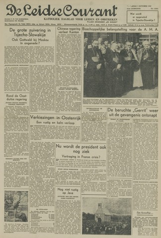 Leidse Courant 1949-10-10