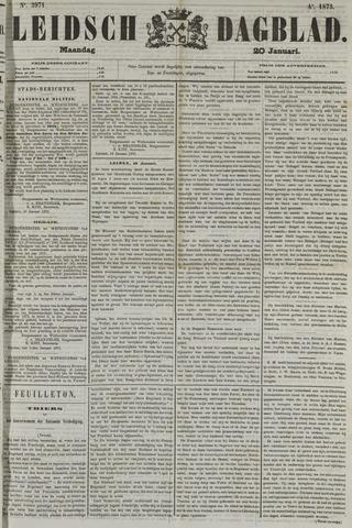 Leidsch Dagblad 1873-01-20