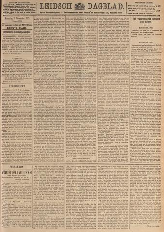 Leidsch Dagblad 1921-12-19