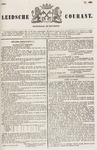 Leydse Courant 1875-12-23