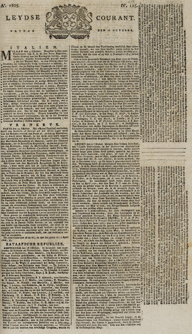 Leydse Courant 1805-10-18