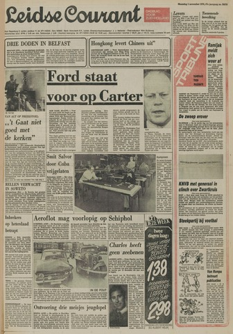 Leidse Courant 1976-11-01