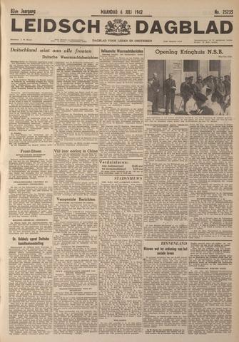 Leidsch Dagblad 1942-07-06