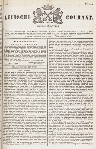 Leydse Courant 1876-10-17