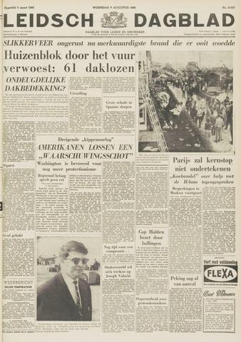 Leidsch Dagblad 1963-08-07