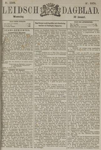 Leidsch Dagblad 1878-01-30