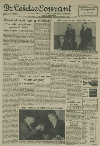 Leidse Courant 1958-10-16
