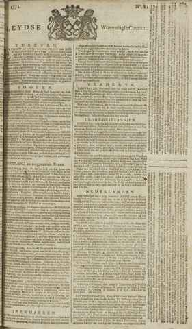 Leydse Courant 1772-07-08