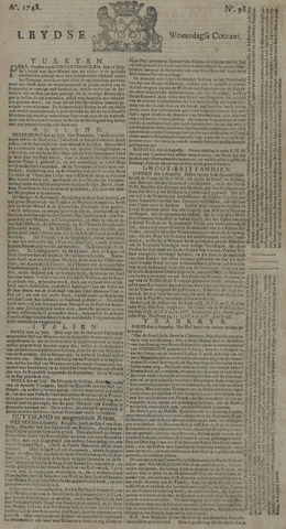 Leydse Courant 1748-08-14