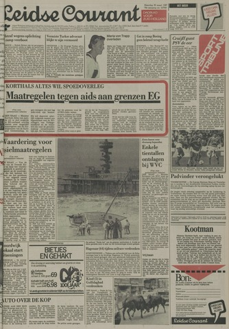 Leidse Courant 1987-03-30