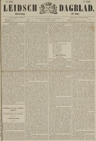 Leidsch Dagblad 1869-07-17