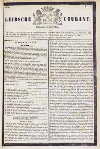 Leydse Courant 1879-01-21