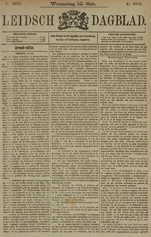 Leidsch Dagblad 1882-05-10
