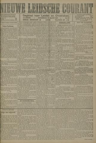 Nieuwe Leidsche Courant 1921-03-24