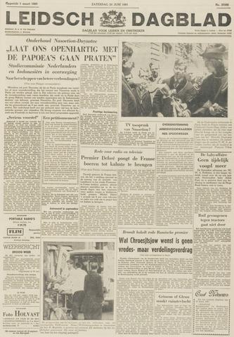 Leidsch Dagblad 1961-06-24
