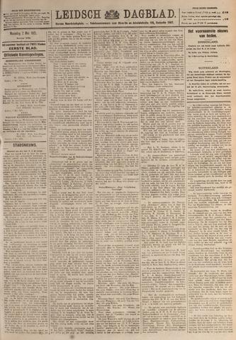 Leidsch Dagblad 1921-05-02