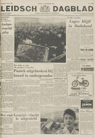 Leidsch Dagblad 1966-09-09