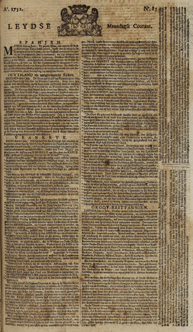 Leydse Courant 1752-07-17