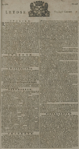 Leydse Courant 1729-10-21