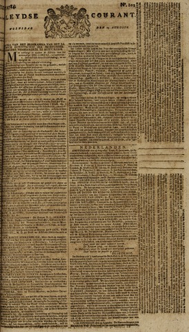 Leydse Courant 1784-08-25