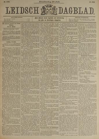 Leidsch Dagblad 1896-07-16