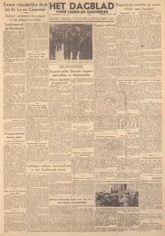 Dagblad voor Leiden en Omstreken 1944-06-16