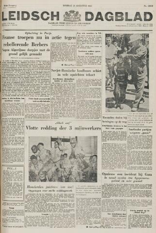 Leidsch Dagblad 1955-08-23