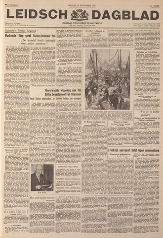 Leidsch Dagblad 1947-11-14