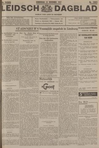 Leidsch Dagblad 1937-11-25